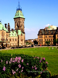 Ottawa, the site of our 2014 AGM
