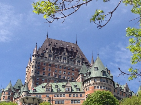 fairmont-le-chateau-frontenac copyright Shelagh Donnelly