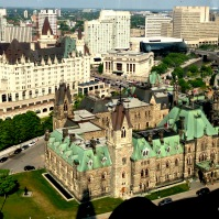 Ottawa - Parliament, Chateau Laurier and Rideau Canal 14-4863 Copyright Shelagh Donnelly